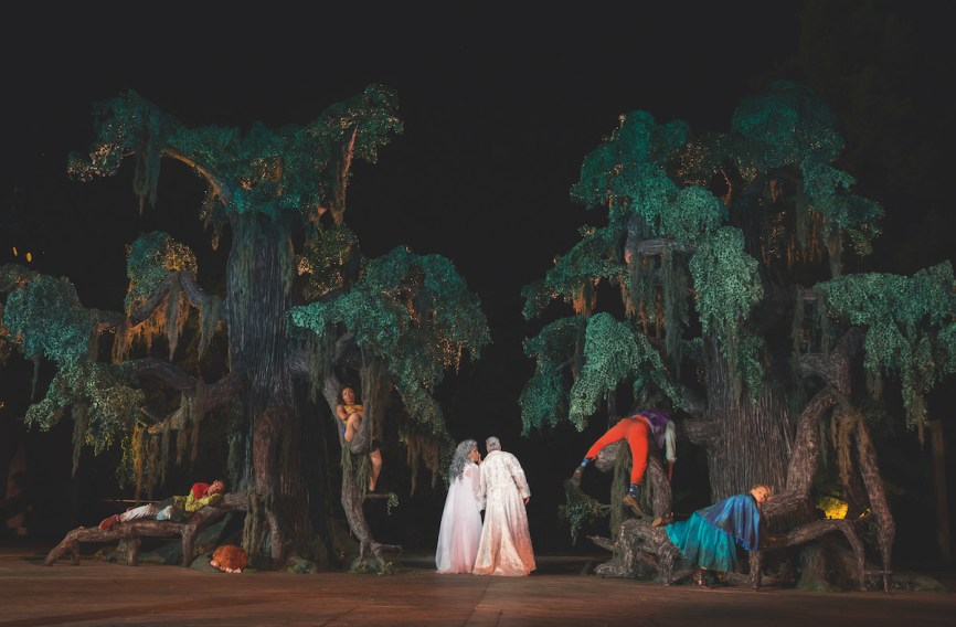 A Midsummer Night's Dream By William Shakespeare Directed by Lear deBessonet Shakespeare in the Park