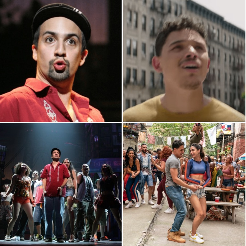 In The Heights Movie: 10 Changes from the Broadway Musical