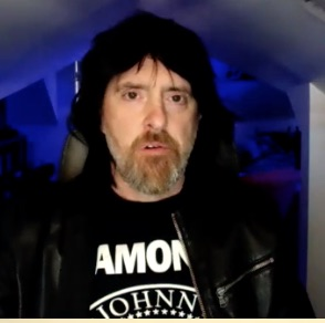 Marky Ramone in Four Chords and a Gun