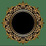 Winterfest ornate circle 300x300