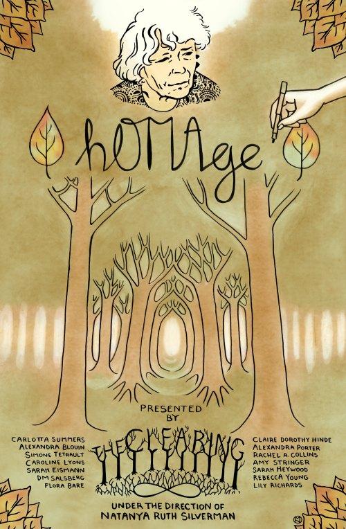 hOMAge final - Natanya