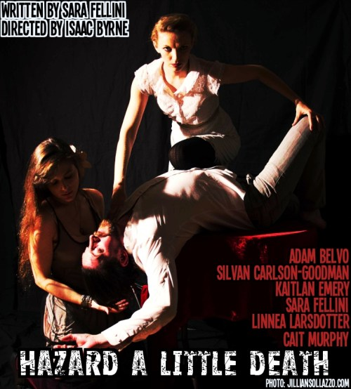 hazard a little death - Sara1