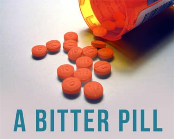 Image result for bitter pill
