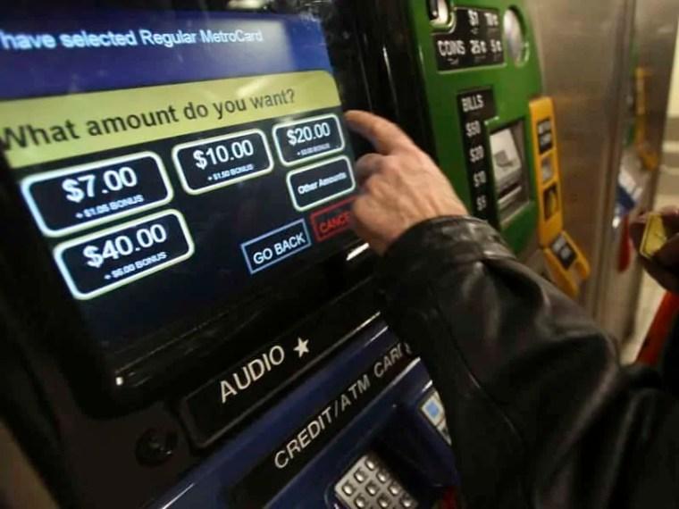 metro card pay per ride
