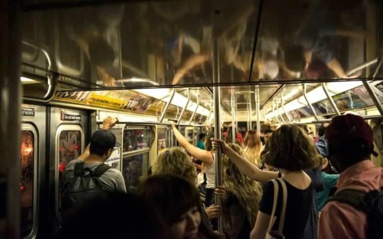 pendolari metropolitana new york