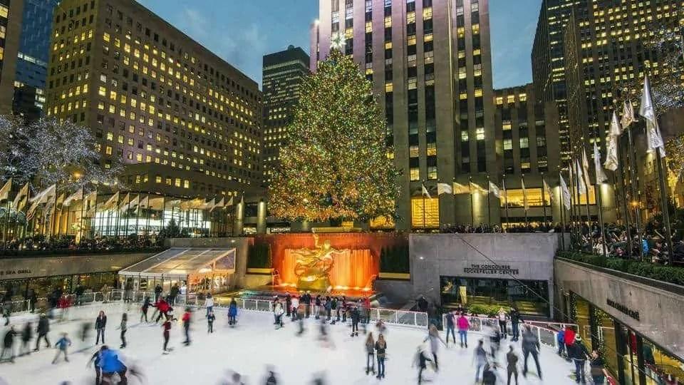 Immagini Natale A New York.New York A Natale Cosa Fare E Vedere Aggiornato 2019