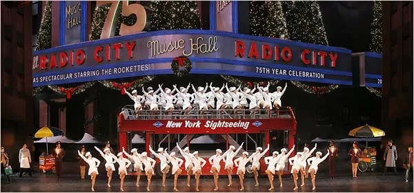 radio city hall christmas spectacular