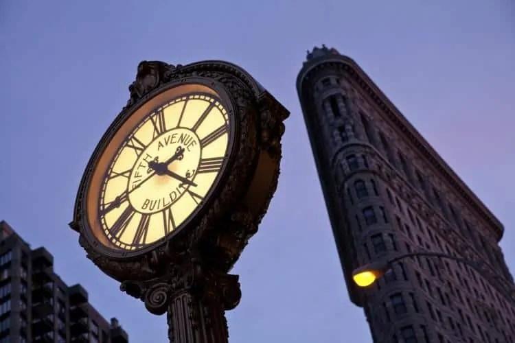 orario new york