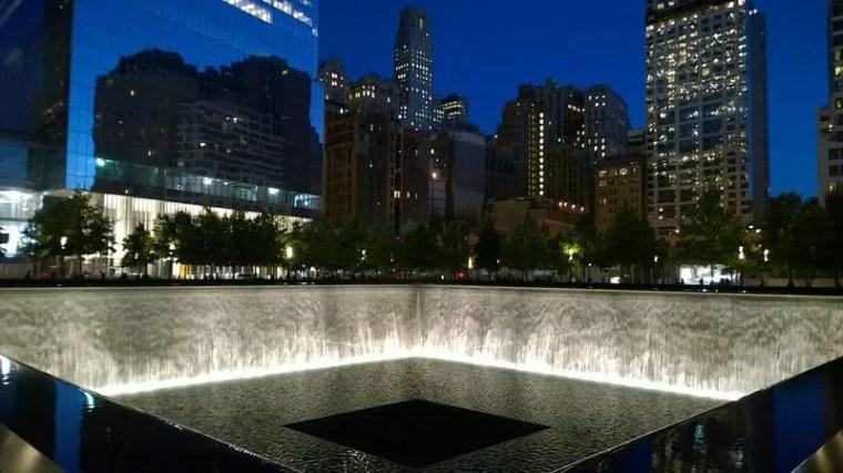 memoriale 11 settembre new york luoghi di interesse
