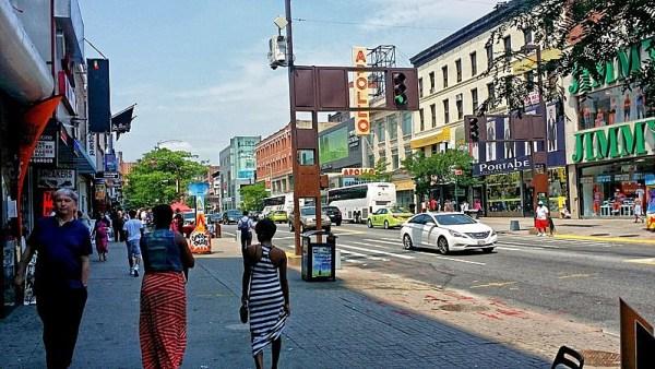 Harlem sécurité