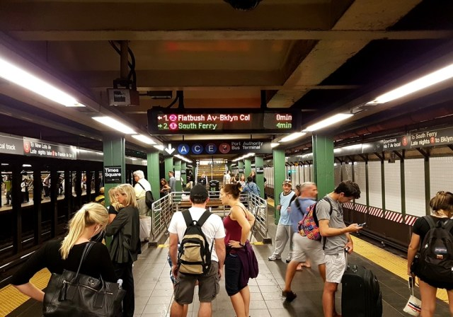 Comment prendre le métro à New York?