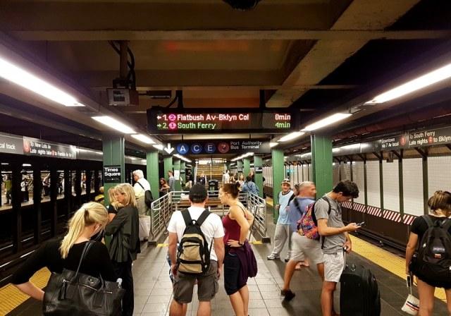 Comment prendre le métro à New York
