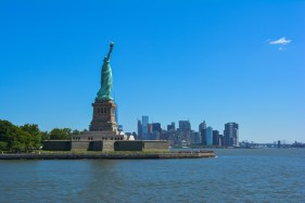 Statue de la Liberté - Skyline