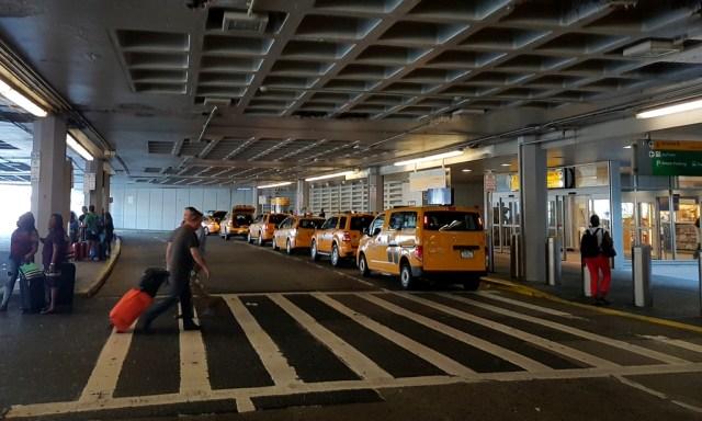 immigration,bagages,douanes,déroulement,aéroport,New York,arrivée,étapes,obligatoire