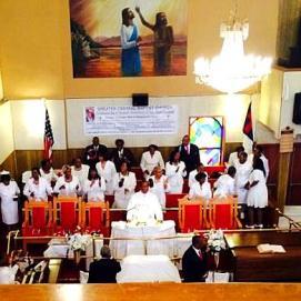 Service d'adoration de l'Évangile