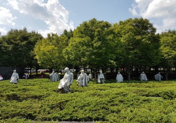 Korean Memorial washington