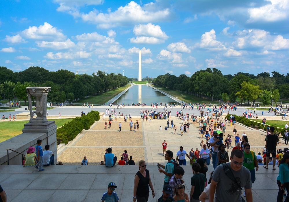 Visitez Washington en une journée depuis New York.