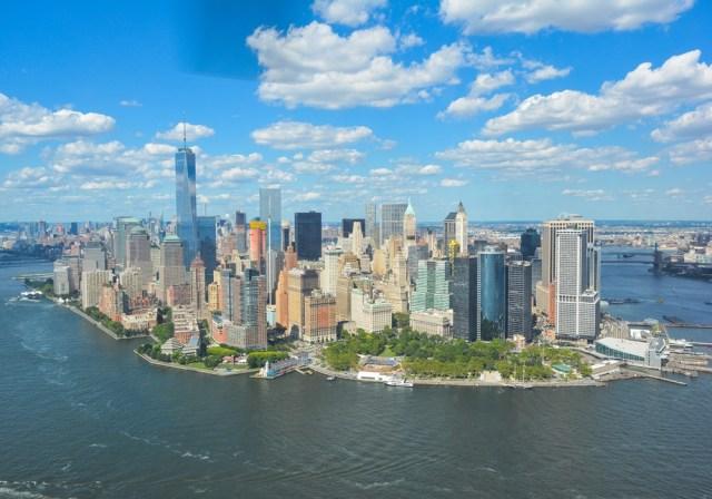 Le saviez-vous ? Manhattan est une île et l'East River n'est pas une rivière !