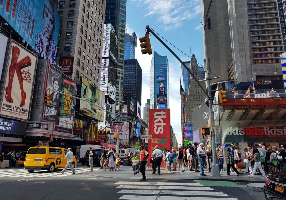 times square nyts