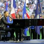 "John Legend ""America The Beautiful"" at the 2015 SuperBowl [VIDEO]"
