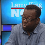 """Bobby Brown Discusses Cissy Houston's """"Disturbing"""" Claim with Larry King"""