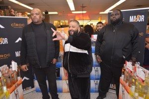 DJ Khaled Celebrated Super Bowl Weekend with Fan Luv Event with CÎROC- 2.4.17