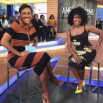 Regina King Rocks THEIA on GMA