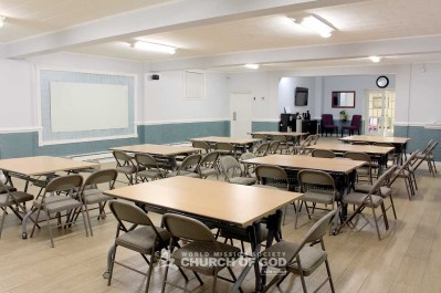 World Mission Society Church of God in Long Island Fellowship Room