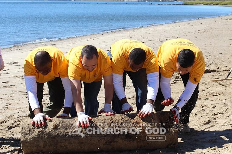 Howard Beach Environmental Cleanup