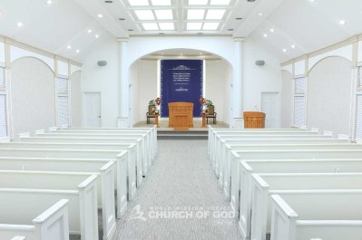 World Mission Society Church of God in Long Island Sanctuary