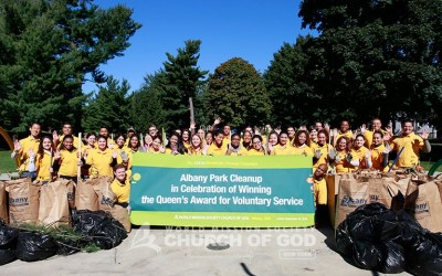 Environmental Cleanup in Albany