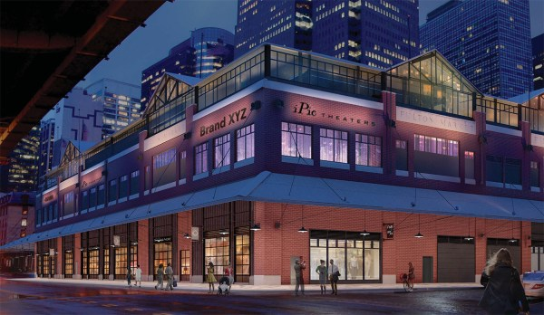 Revived Fulton Market Building South Street