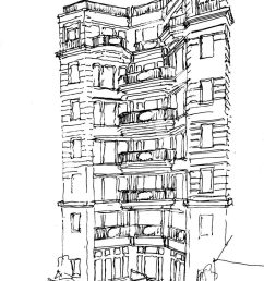 164 west 74th street sketch by barry rice architects164 west 74th street sketch by [ 756 x 1200 Pixel ]