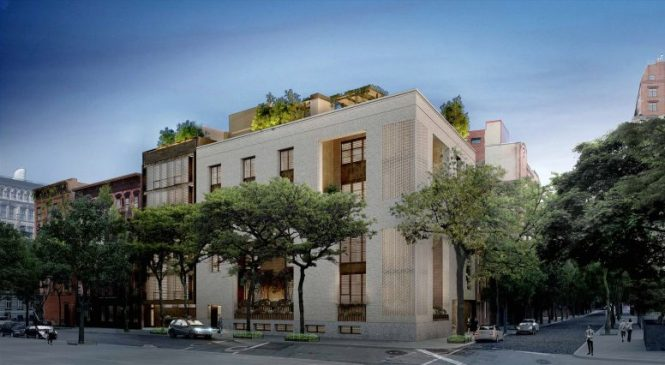 Landmarks Roves New Residential Buildings At 145 Perry