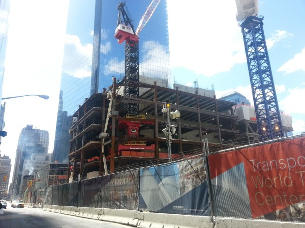 Construction Update 150 And 175 Greenwich Street