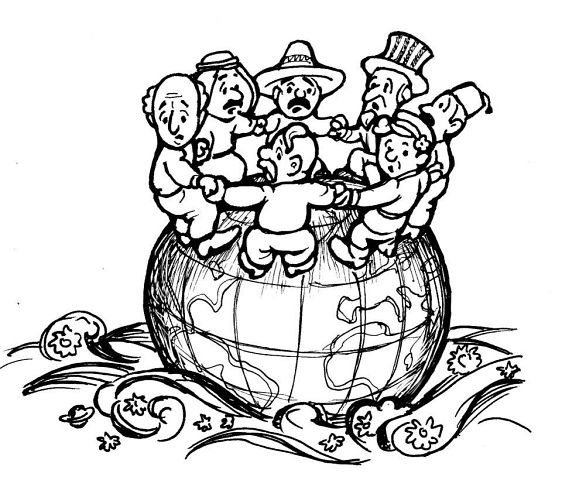 """22.11 Conference in Brussels """"Globalization — the new"""