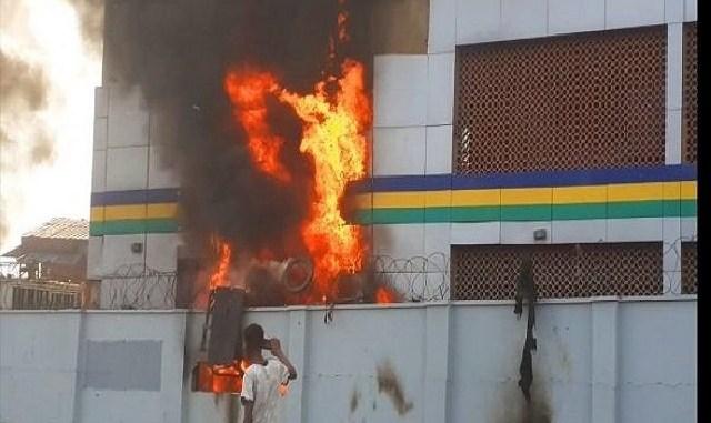 BREAKING: Again, Gunmen Attack Imo Police Station » Newzandar News