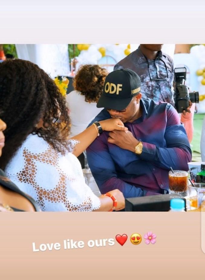 Nkechi Blessing politician boyfriend