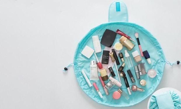 Drawstring Make Up Travel Bag: One ($9.95) or Two ($16.95)