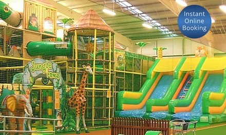 $185 for a Birthday Party Package for 12 Kids at Junglerama   Lower Hutt (Up to $234 Value)