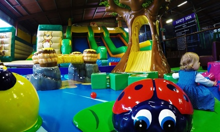 $185 for a Birthday Party Package for 12 Kids at Junglerama   Newtown (Up to $234 Value)