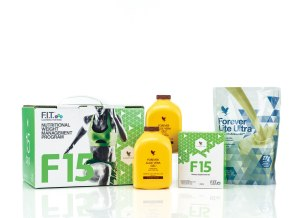 "Forever FIT ""F15"" Intermediate Weight Loss Programme 1 & 2 (Vanilla)"