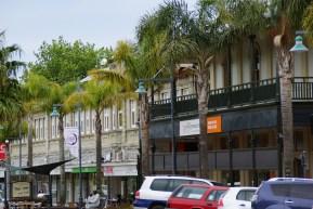 Innenstadt von Gisborne