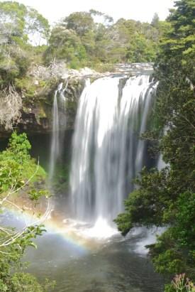 Rainbow Falls bei Kerikeri