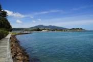Hafenbecken von Raglan
