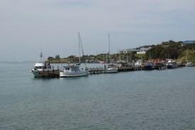 Hafen von Riverton