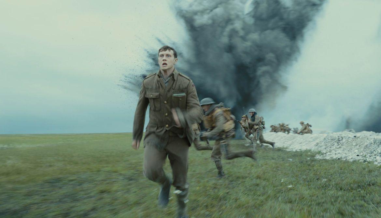 《1917》一个人的拯救大兵瑞恩