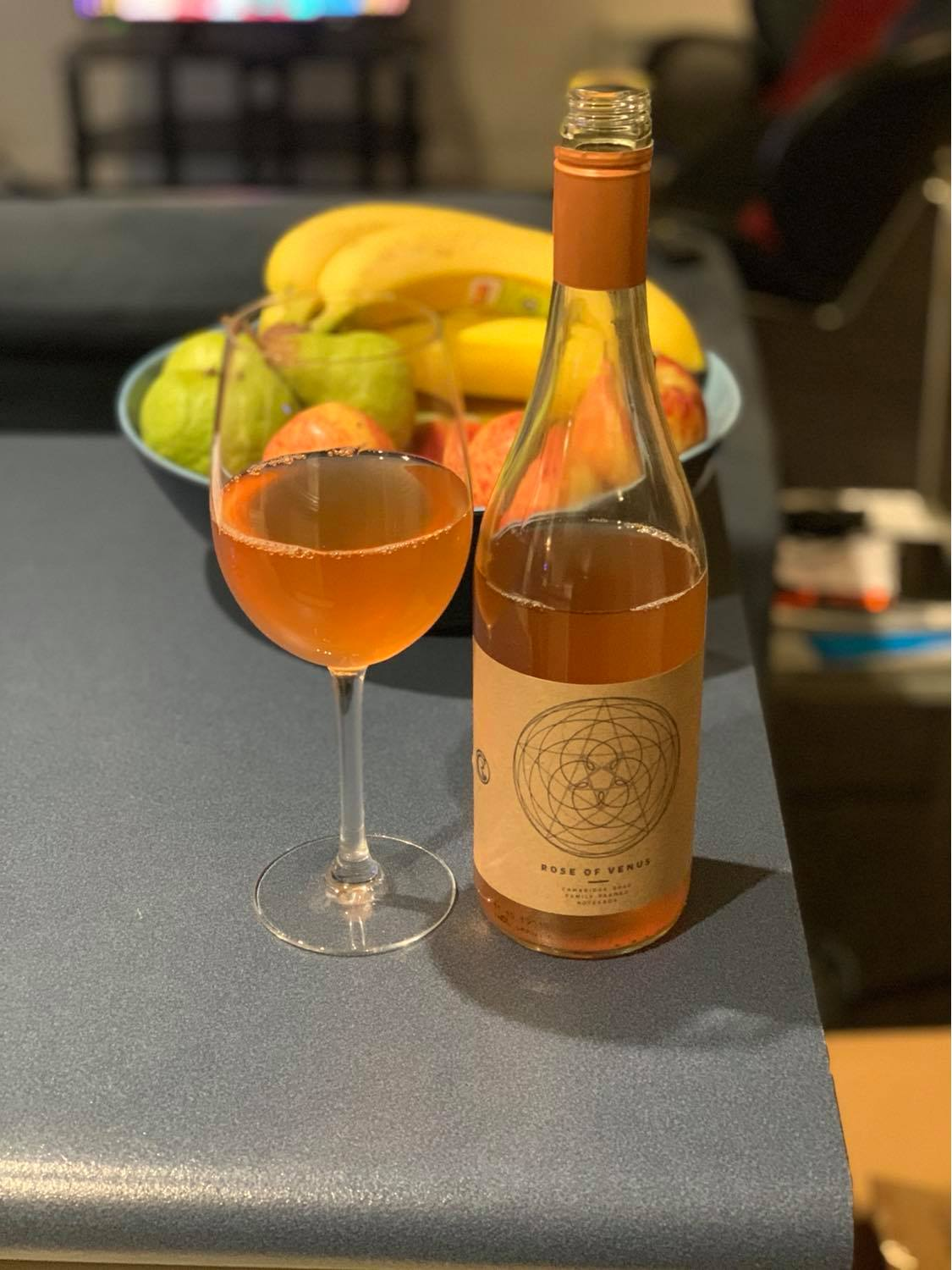 Cambridge Road Rosé of Venus 2019 (4/5 ?⭐)