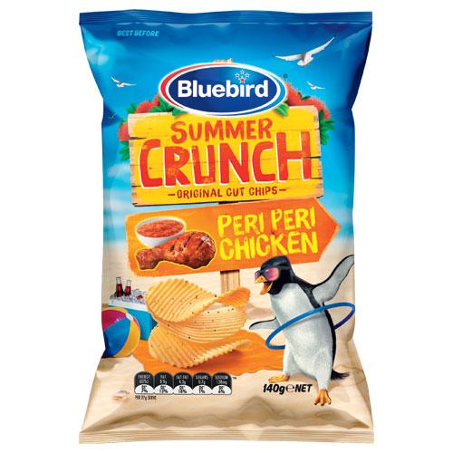 新西兰国民零食:蓝鸟薯片(Bluebird Chips)测评(4.6😋/5)