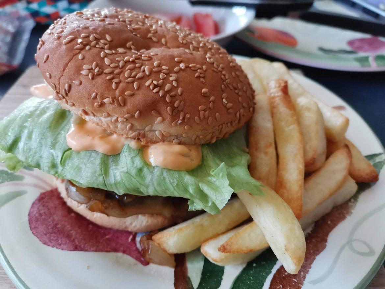 超级简单,自制美食安格斯牛肉汉堡
